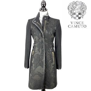 VINCE CAMUTO- Wool Blend trench coat